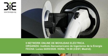 Segundo Network Online de Movilidad Eléctrica