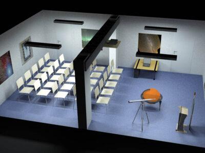 Curso de diseño de iluminación con DIALux evo