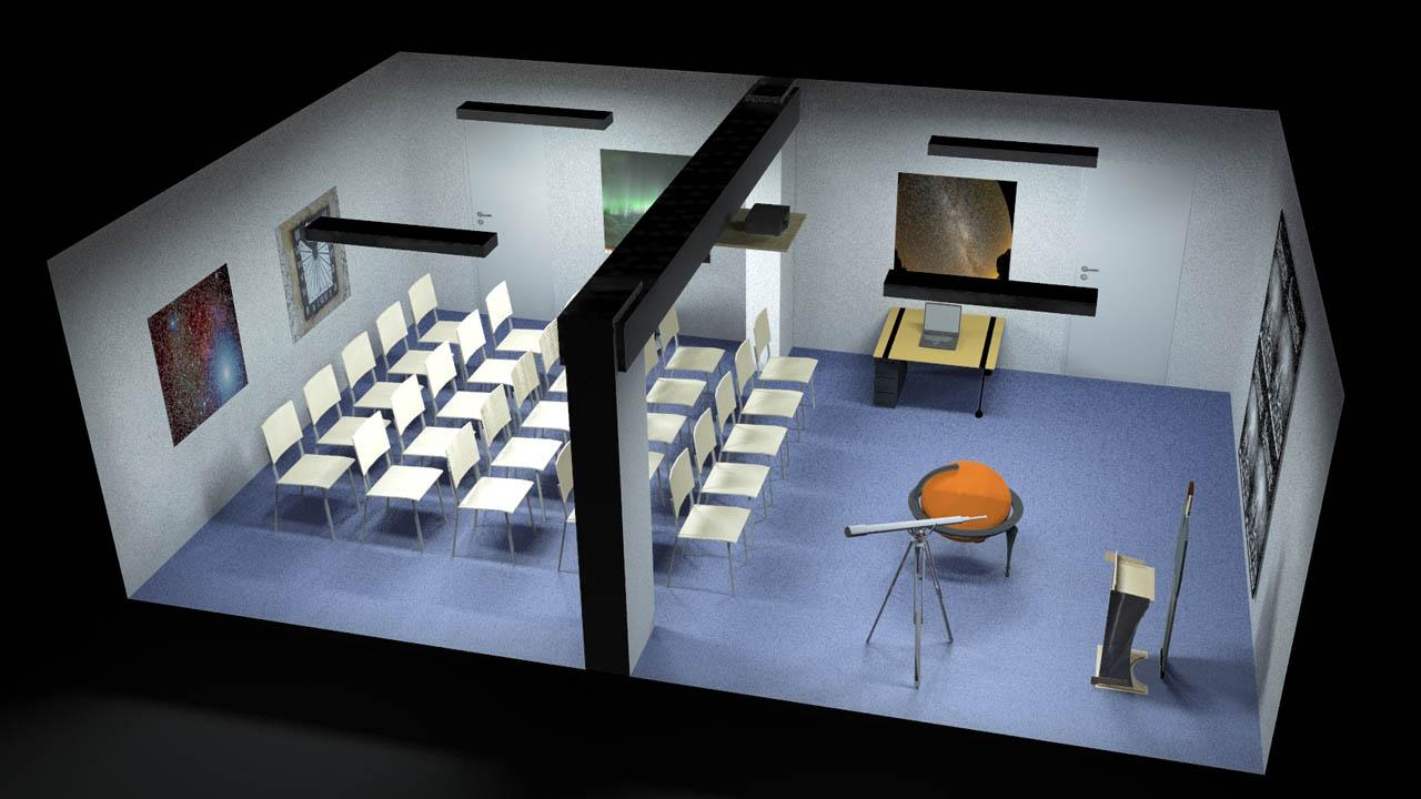 Curso de DIALux evo online. Diseño de iluminación interior y exterior
