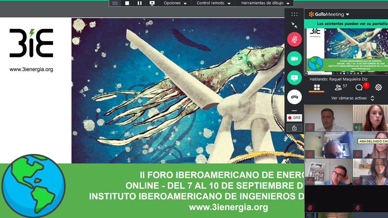 Más de 400 asistentes participan en el II Foro Iberoamericano de Energía