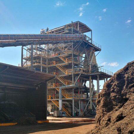 Tecnologías de conversión de la biomasa residual