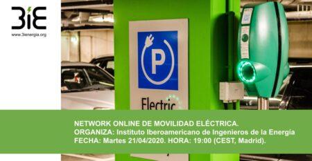 Network Online de Movilidad Eléctrica