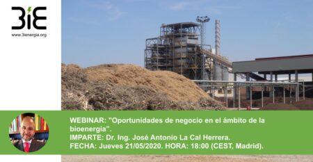 Webinar Bioenergía