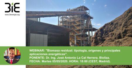 Webinar Biomasa Residual