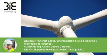 Webinar Eólica Turbinas