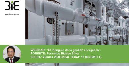 Webinar Gestión Energética