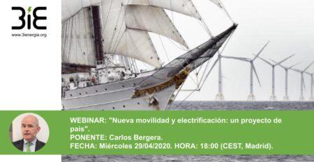 Webinar Movilidad Electrificación