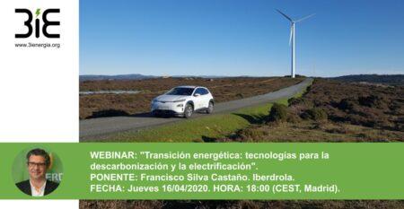 Webinar Transición Energética