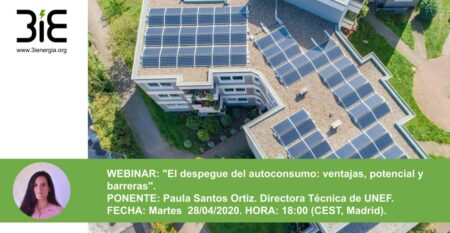 Webinar autoconsumo fotovoltaico