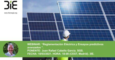 Webinar Reglamentación Eléctrica SGS