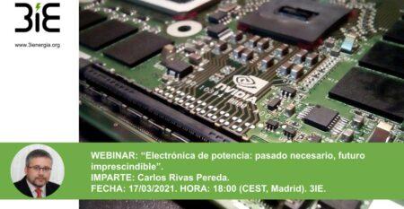 Webinar Electrónica de potencia