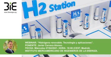 Webinar Hidrógeno Aplicaciones