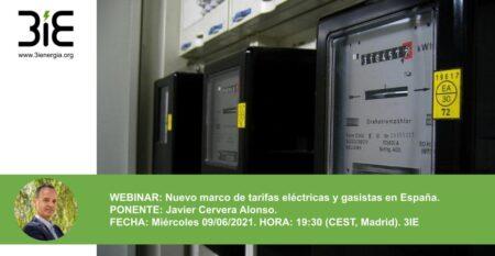 Webinar de tarifas eléctricas