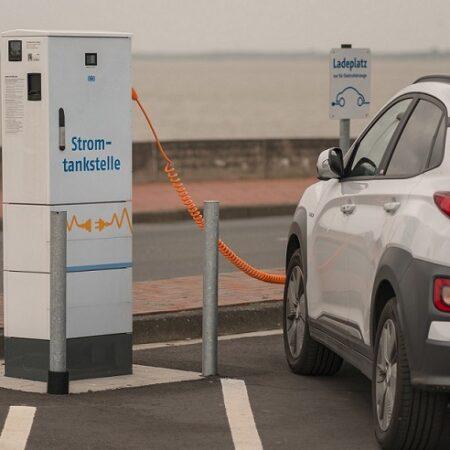 Curso de sistema de recarga en vehículos eléctricos