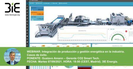 Webinar gestión energética industria