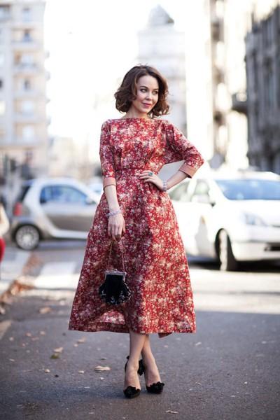 Russian fashion influencers