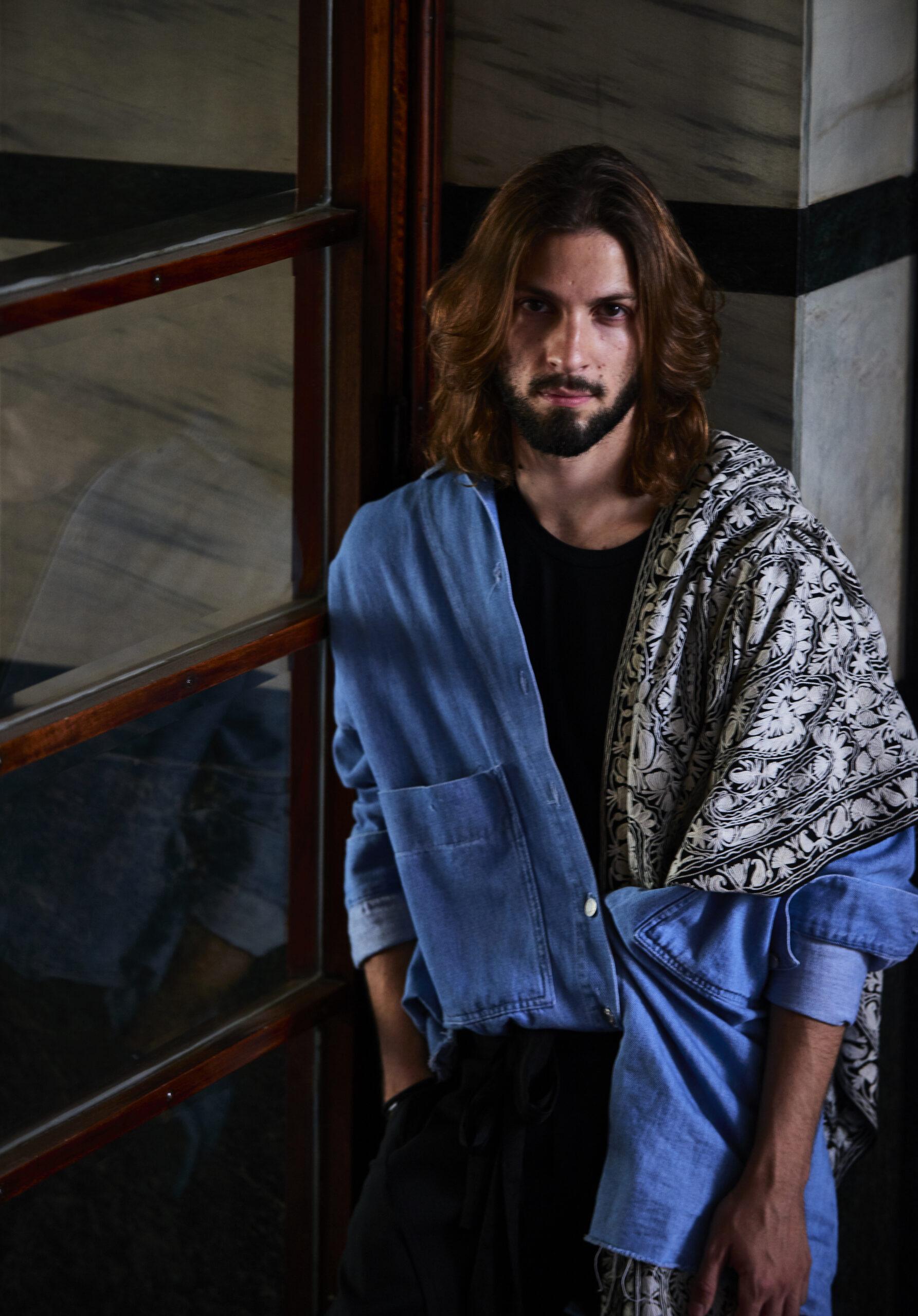 Italian Style: Interviewing the Fashion Designer Felipe Crivelenti