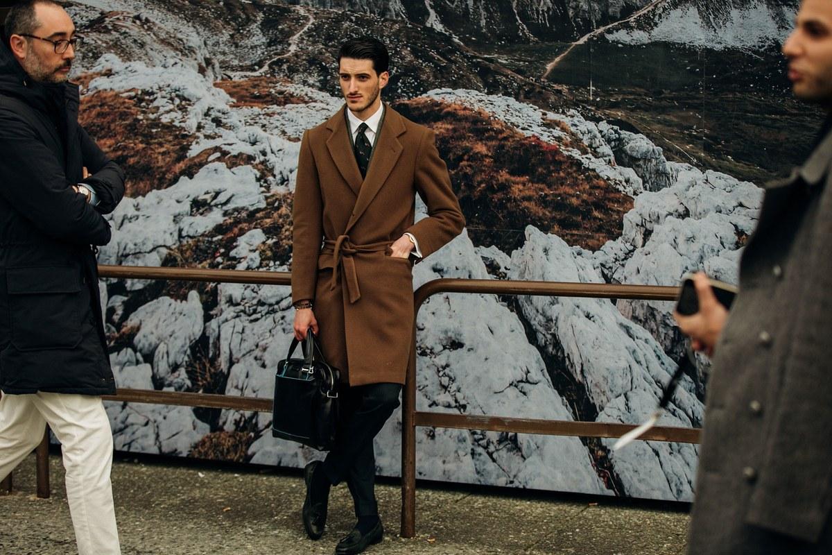 Men Fashion Style : Top 5 Italian Trends