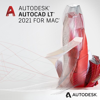 AutoCAD LT 2021 for Mac