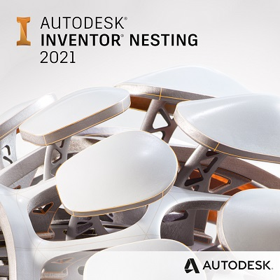 Autodesk Inventor Professional Inventor Nesting 2021
