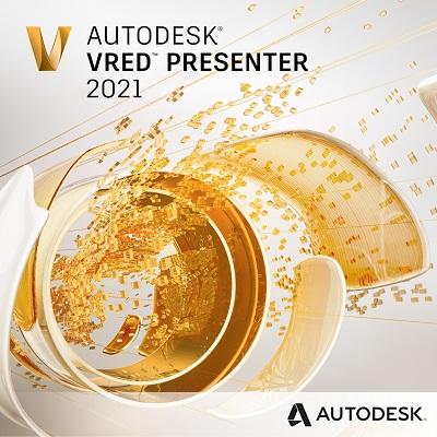 Autodesk VRED Presenter 2021