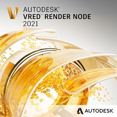 Autodesk VRED Render Note 2021