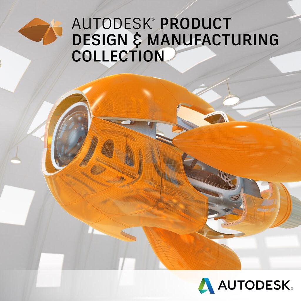 Autodesk Industry Collection per il settore meccanico industriale