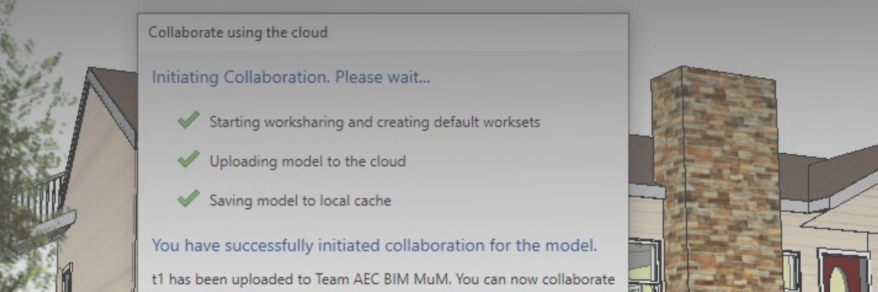 Come Collaborare con BIM360 Design