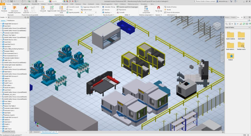Factory Design Utilies