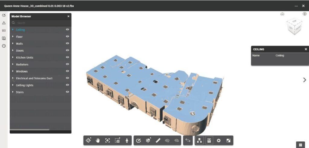 Integrazione App in BIM360 Docs - Pointfuse 2