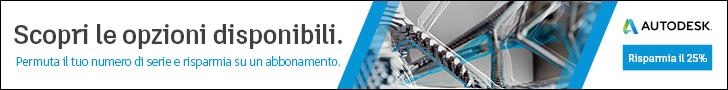 MuM Rivenditore Autodesk Promo Legacy con Permuta Licenza Perpetua