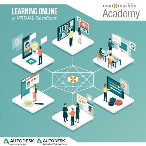 Corsi sui Software Autodesk in Aula Virtuale su AutoCAD Inventor Revit