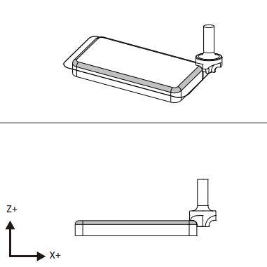 Lavorazioni CNC 2D con Inventor CAM - radius milling