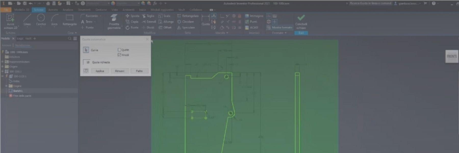 Benefici dell'Interoperabilità tra AutoCAD e Inventor