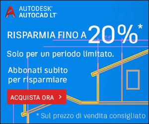 AutoCAD LT Flash Promo