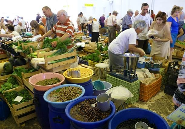 Activities Page - Local Markets Photo