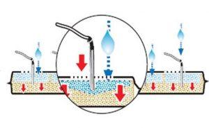Bolsa de cultivo para irrigación