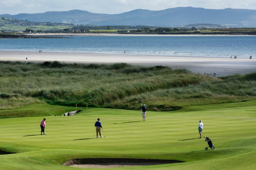 Eire Golf Tours