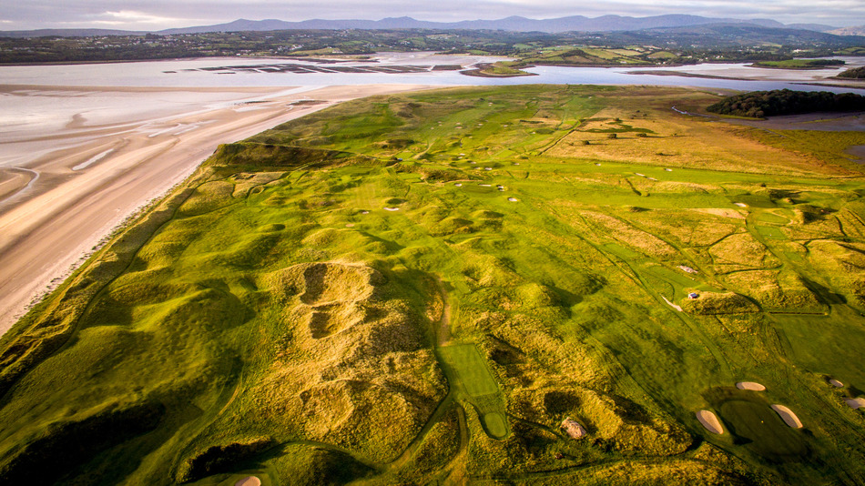 Donegal golf