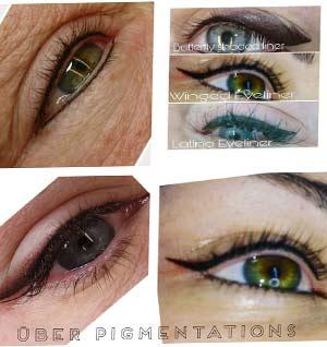 Permanent Eyeliner Make Up Kilmarnock