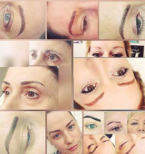 Permanent Eyebrow Make Up Kilmarnock
