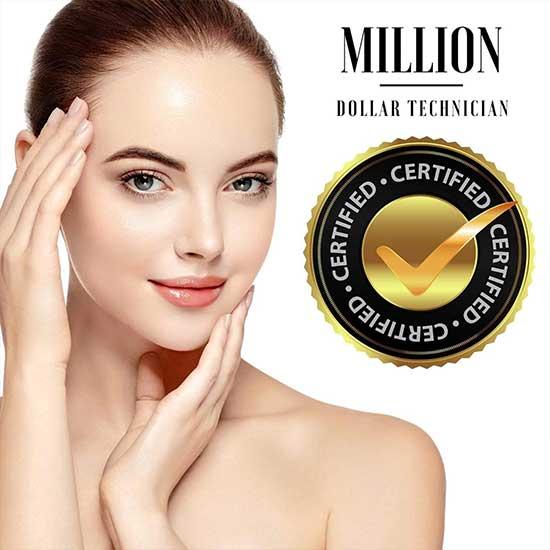 Million Dollar Facial Kilmarnock