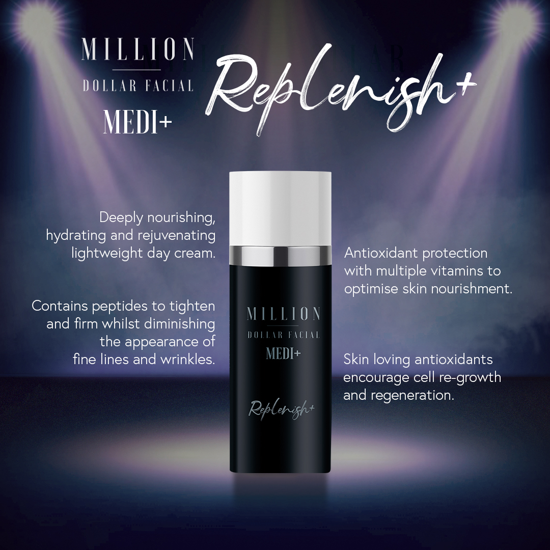 Replenish+ Million Dollar Facial at Uber Pigmentations
