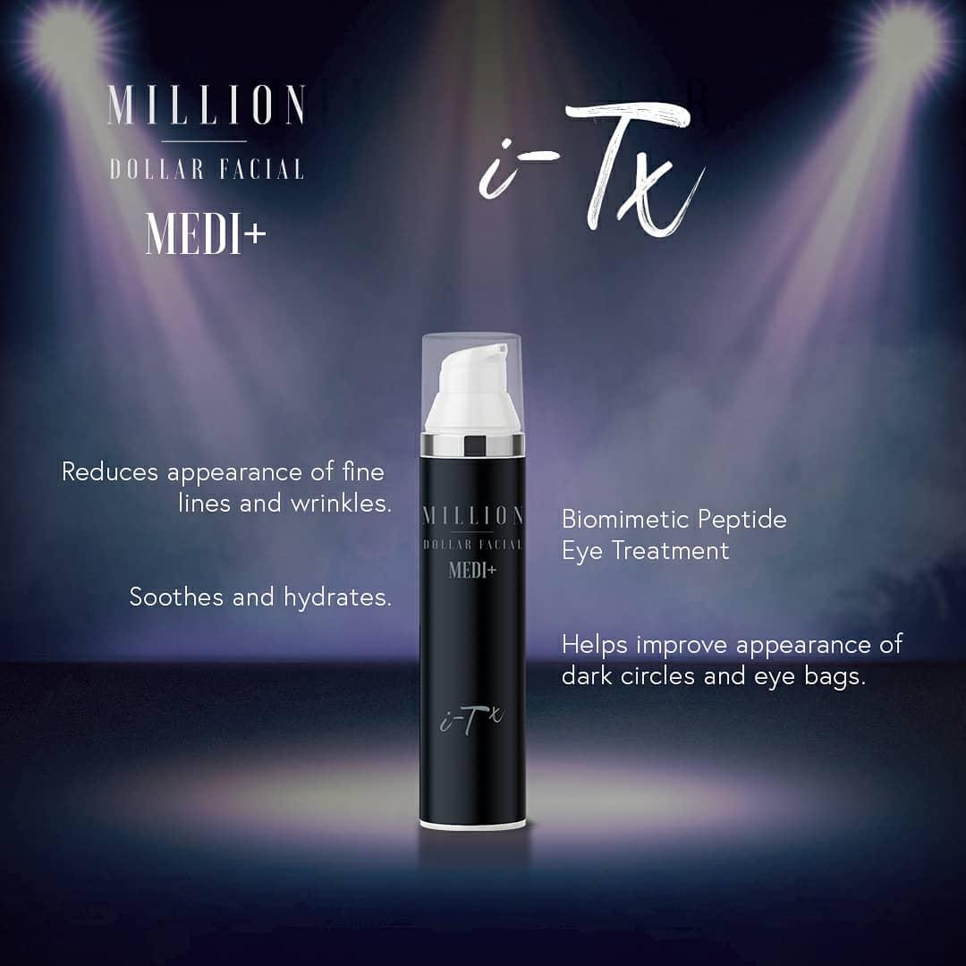 Million Dollar Facial Medi+ i-Tx at Uber Pigmentations