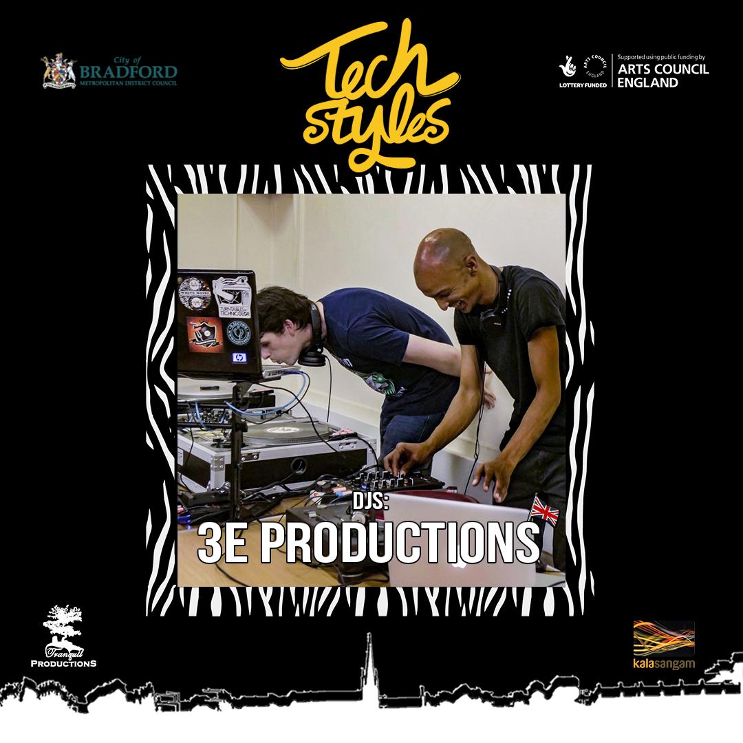 Tech Styles 6 3E Productions