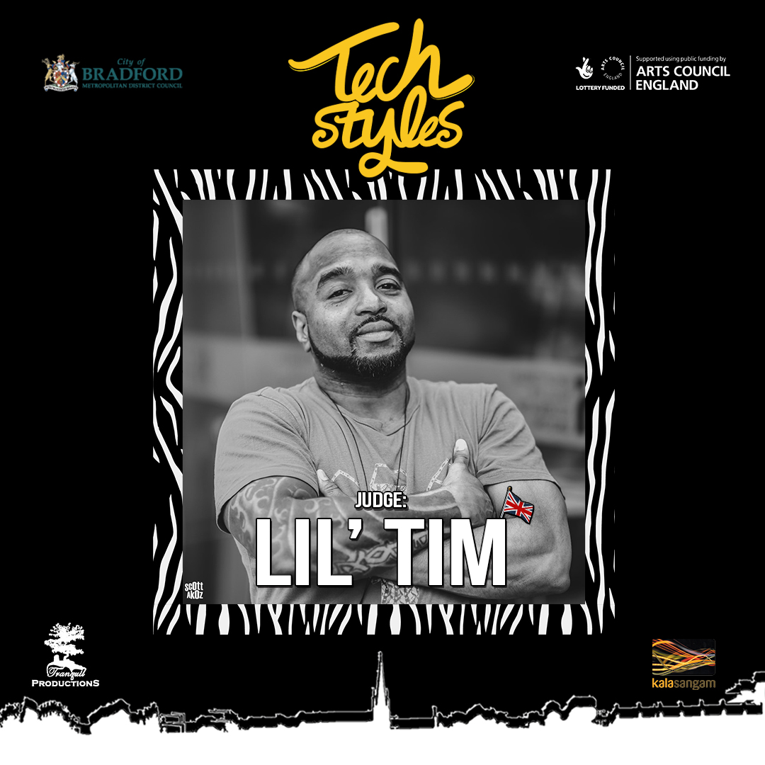 Tech Styles Judge Lil Tim