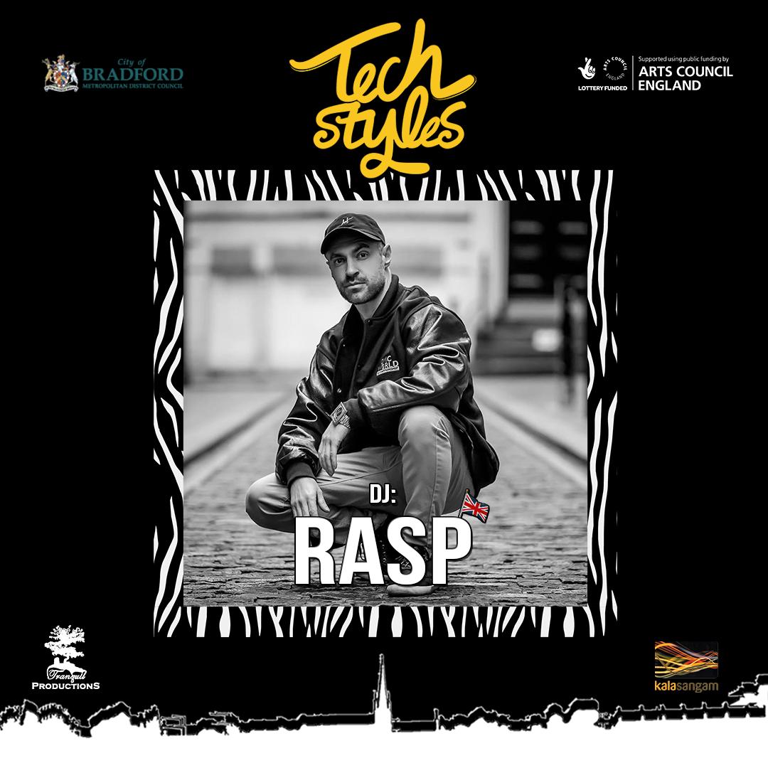 Tech Styles 6 DJ Rasp