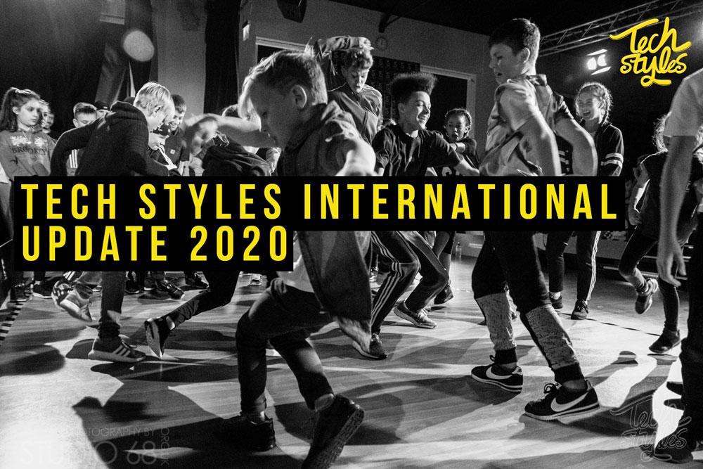 Tech Styles Update 2020
