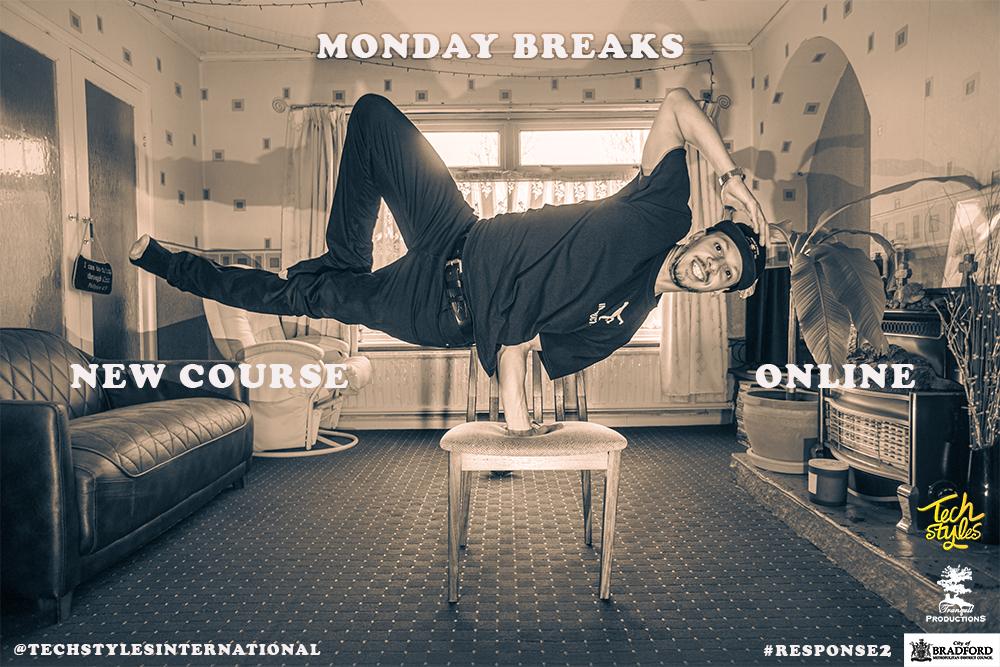 Monday Breaks   New Series