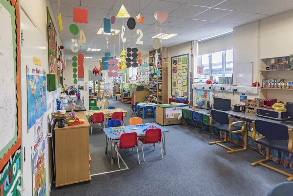 Lydiard Millicent Pre-School - Wiltshire